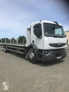 Vrachtwagen Renault Premium 320 DXI tweedehands platte bak