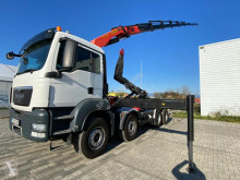 Camion MAN TGA 35.400 polybenne occasion