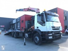 Iveco heavy equipment transport truck Stralis AD 260 S 31