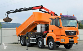 камион MAN TGS 35.400 Kipper 4,70m + Kran* 8x4 !!!
