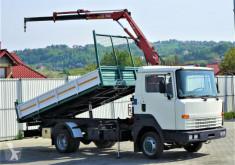 camion Nissan L35/2 Pritsche 3,70m + Kran * Topzustand!