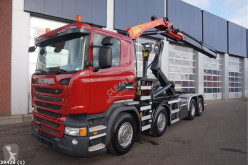 Scania R 410 truck used hook arm system