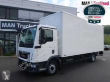 Camión furgón usado MAN TGL 12.250 4X2 BL E6 LBW 1500 kg AHK Klima