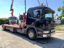 Camion Scania L plateau occasion