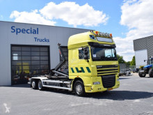 DAF XF105 truck used hook arm system