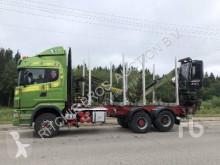 camion grumier Scania