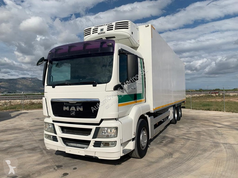 Преглед на снимките Камион MAN TGS 26.400