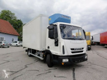 Camión frigorífico usado Iveco ML75E18 manuell E5 Blatt/Blatt