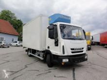 Ciężarówka chłodnia używana Iveco ML75E18 manuell E5 Blatt/Blatt