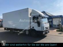 Camion fourgon Iveco ML 75E16 Koffer Blumen Webasto Ladebordwand