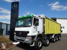 Camion multibenne occasion Mercedes Actros 4141 K 10x6 Agro-Truck Fliegl Abschiebew