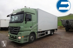 Mercedes refrigerated truck