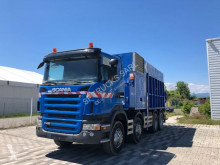Camion Scania R 420 aspirateur occasion