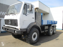 Camion Mercedes FAP 2026 , V8 , ZF Manual , plateau occasion