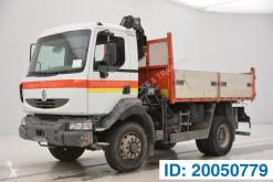 Renault tipper truck Kerax