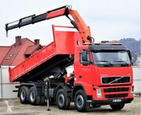 ciężarówka Volvo FH12 420 Kipper+Bordmatic 6,30m+Kran Topzustand!