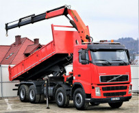 camião Volvo FH12 420 Kipper+Bordmatic 6,30m+Kran Topzustand!