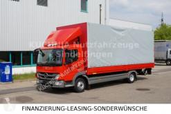 camion Mercedes Atego 818L Pritsche 7,22m LBW Klima Luftgef