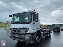 Mercedes Actros 2636 truck used hook arm system