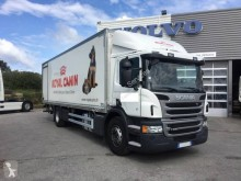 Camion Scania P 280 fourgon polyfond occasion