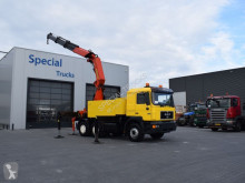 Camion occasion MAN 26.403