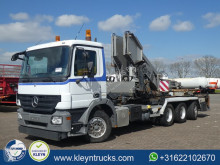 Camion Mercedes Actros 3246 plateau occasion