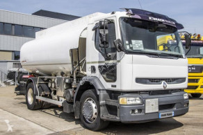 Vrachtwagen tank koolwaterstoffen Renault Premium