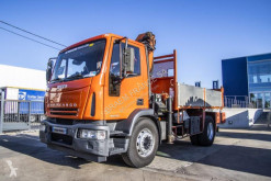 Camion benne occasion Iveco Eurocargo