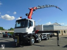 Renault Gamme K 430.35 DTI 11 truck used flatbed