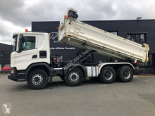 Scania G 410 truck used two-way side tipper