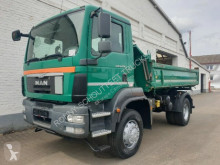 MAN three-way side tipper truck TGM 18.290 BB/4x4 18.290 BB/4x4, Meiller 3-Seiten