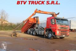 camion Volvo FM 12 420 MOTRICE SCARRABILE CON CARICATORE