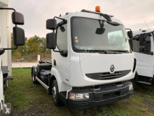 Camion polybenne occasion Renault Midlum 190.12 DXI