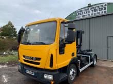 Iveco Eurocargo 75 E 16 truck used hook arm system