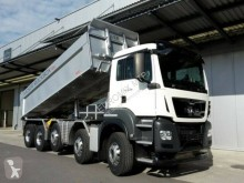 MAN TGS truck new half-pipe tipper