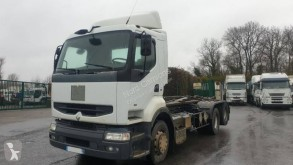 Renault Premium 400 truck used hook arm system