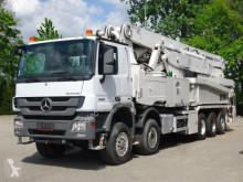 Камион бетон помпа Mercedes Actros 5051 10x4 E5 Betonpumpe PUTZMEISTER 52M