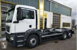 Camion multibenne MAN TGS 26.470 / 6X2 Retarder/lenk-Achse/Euro6d