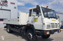 camion Steyr 19S24, Full Steel, 4x4, Manual Pomp, EURO 2