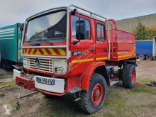 camião bombeiros usado