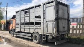 MAN 19.372 sam. ciężarowy do przewozu żywych zwierząt gebrauchter Viehtransporter