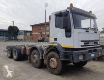 Iveco Eurotrakker 410E42 truck used chassis
