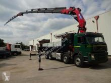 Камион мултилифт Volvo FM420 Abrollk. HMF8520 6xhydr.+JIB 6xhydr. Korb