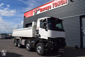 Camion Renault Gamme K 480 / APPROVISIONNEMENT VEHICULES NEUFS SOUS MANDAT / LOCATION bi-benne neuf