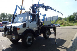 vrachtwagen Mercedes Umimog U1200-427/10