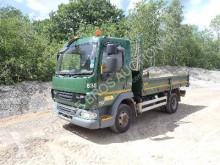 camión volquete Leyland