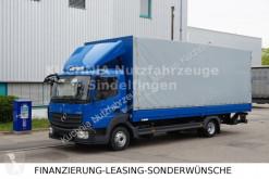 Camion savoyarde Mercedes Atego 818L Pritsche 7,22m LBW Klima Euro-6