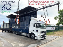 Volvo box trailer truck FH 440