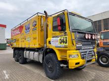Gebrauchter Kastenwagen DAF FAT 85 CF 480 6x6 85 CF 480 6x6 Rallyefahrzeug, Standklima