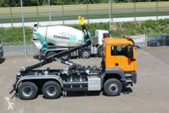 Camion MAN TGS 33.430 6x6 Euro6d Abrollkipper Hyva multibenne neuf